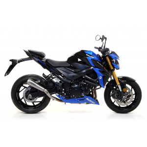 Echappement Arrow Pro-Racing nichrom, Suzuki GSX-S 750 2017-18