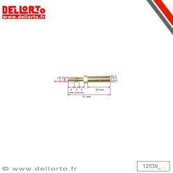 Puit d'aiguille diffuseur DP266 Dellorto VHSB