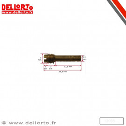Gicleur de ralenti carburateur Dellorto VHSB