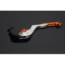 Levier de frein Tyga CNC Flip-Up réglable, KTM RC 125/200/390 2014-16