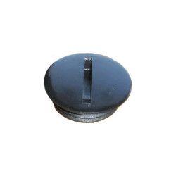 Vis plastique noire M18 x 1,5