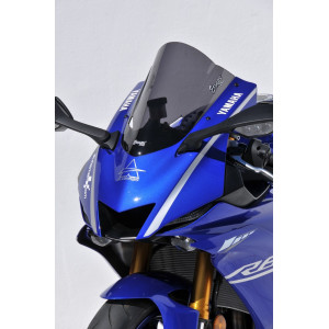 bulle Aéromax TO Ermax pour YZF R6 2017-18
