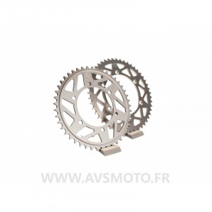 Couronne de transmission Yamaha 125 RD DX Rayons 75-77