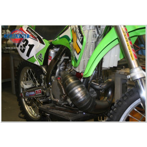 Echappement Scalvini Racing Kawasaki KX 250 2005-08